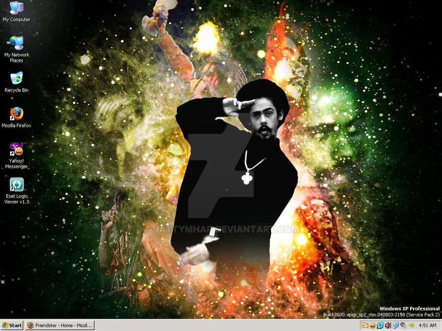 damian desktop by nattymhar