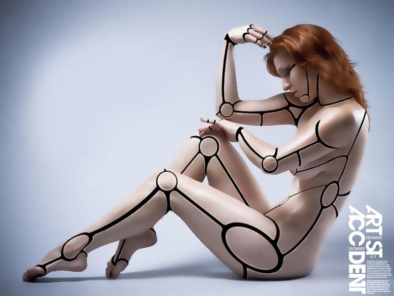 Cyborg by nattymhar
