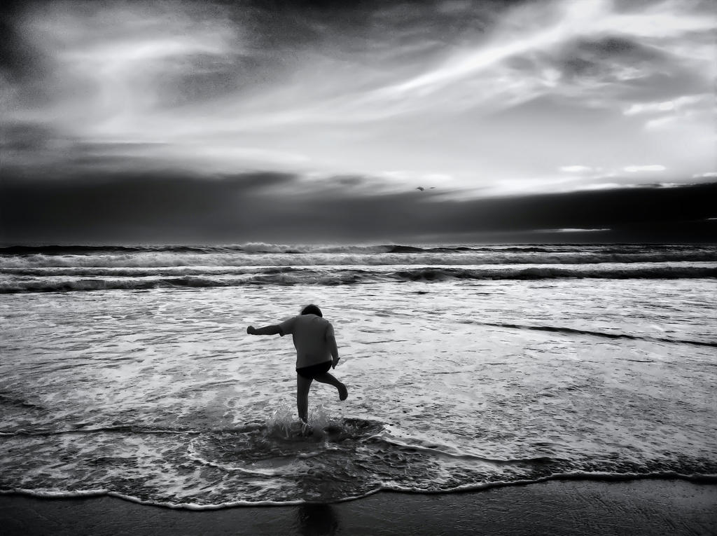 Water Dancer by littleredplanet