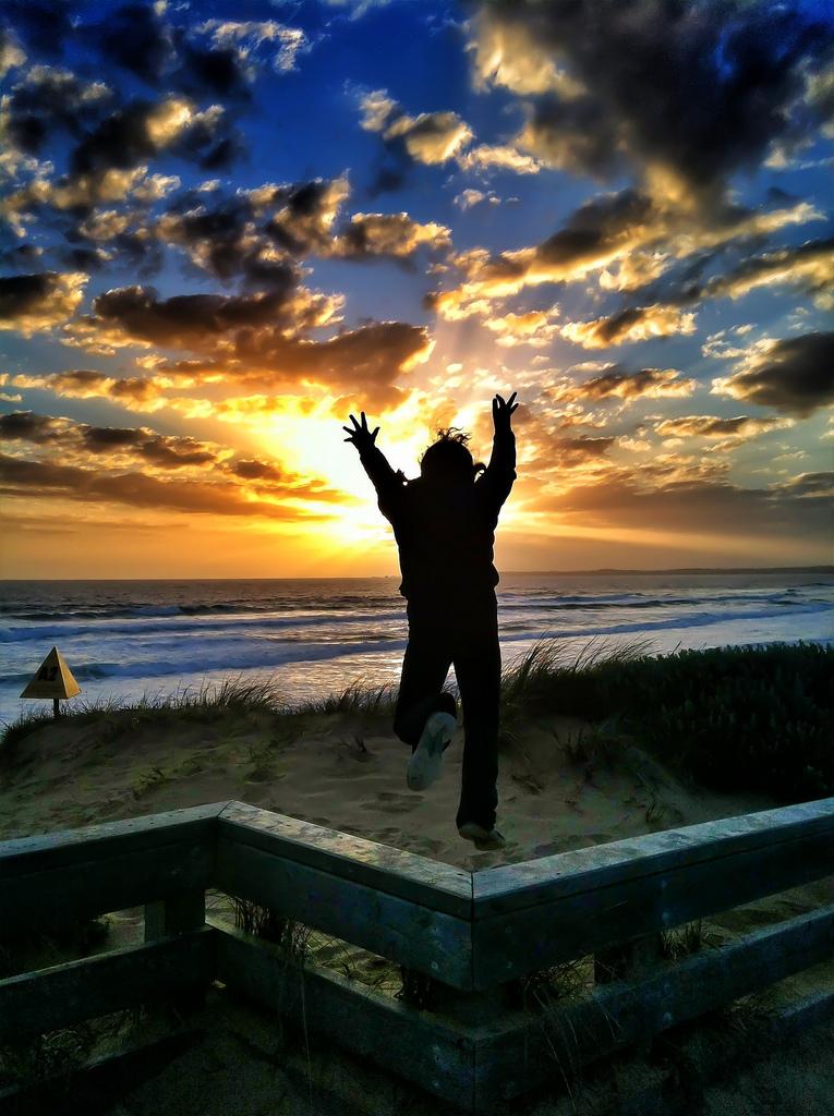 Leap of Faith by littleredplanet