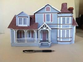 Haunted house - 021