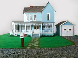 Lorelais's House