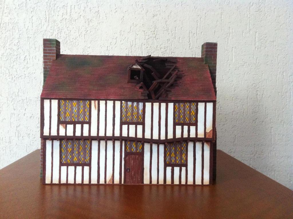 Potters' Cottage - 04 by Brunasc
