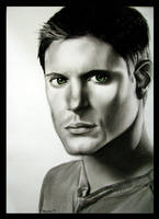 Dean Winchester by Devil-Wolf-1999