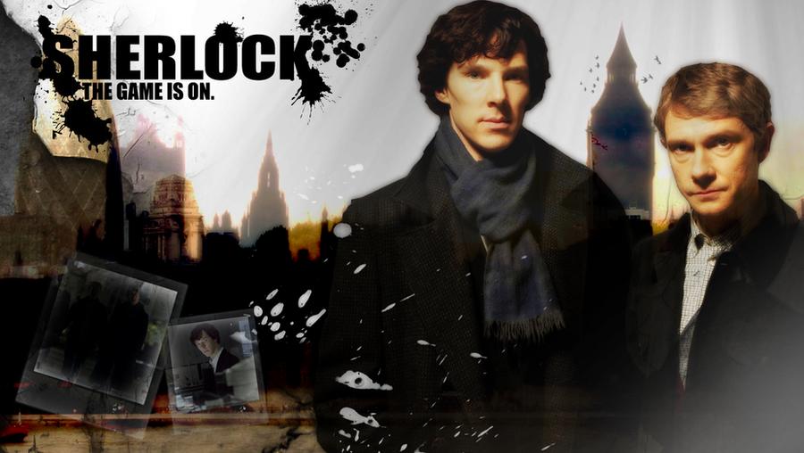 Sherlock Wallpaper by TerryRose