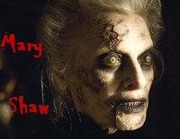 .:Mary Shaw:. Dead Silence by IveBeenForgotten