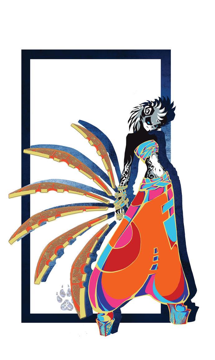 Pandakl-color by KauruKaya