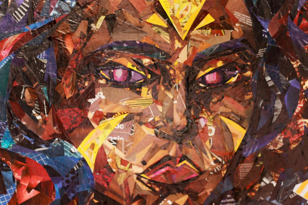 ''Demon''_face by KauruKaya