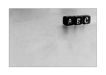 Alphabet - By circleoflight by photohunt