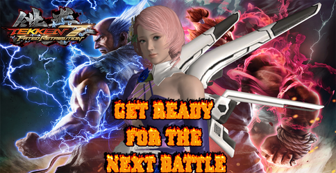 Get Ready For The Next Battle (Alisa Ver)