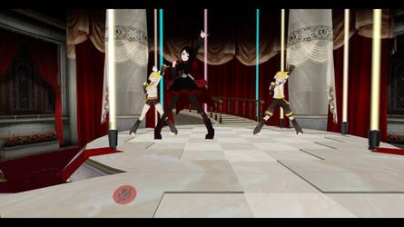 VR Chat Birthday Screenshot
