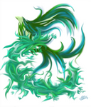 Burning Green