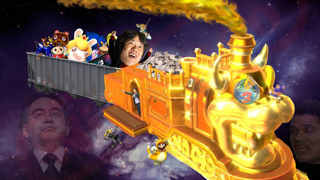 E3 Nintendo Hype Train