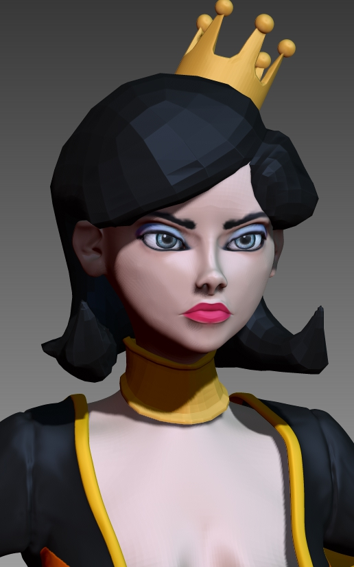 dr girlfriend preview by Zbrush-Hero