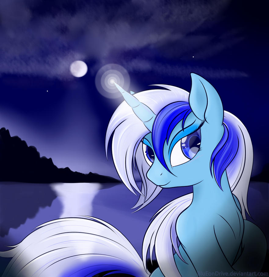 Aetheral Night by BluDraconoid