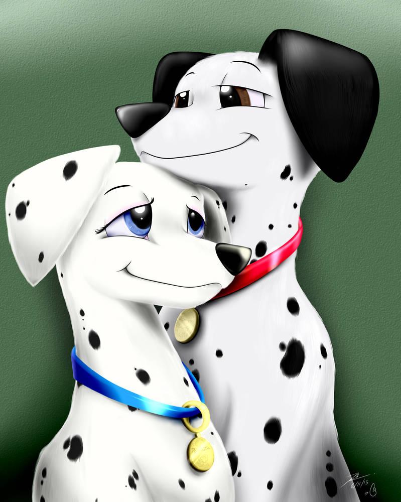Pongo and Perdita