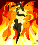 Bellatrix the Volcarona