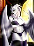 Commission: Stardustlightseeker(lingerie version) by BluDraconoid