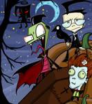 Invader Zim - Halloween 2013