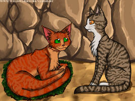Warriors: Leafpool's Wish. Chapter 2 by Lunatic-Mo-on