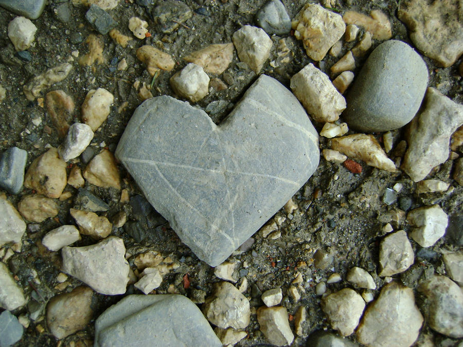 The Stone of love by Skyrana