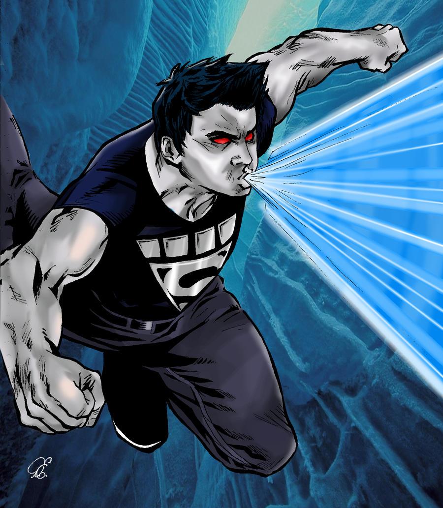 Superboy Black Lantern