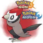 Pokemon Sun and Moon - Cardired