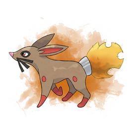 Regional Woodland Pokemon - Stage 1