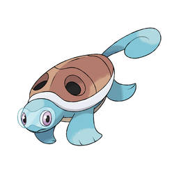 Squirtle Redesign