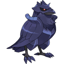 Official - Corviknight