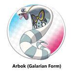 Galarian Arbok