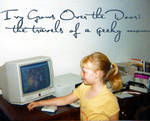 The geek started young
