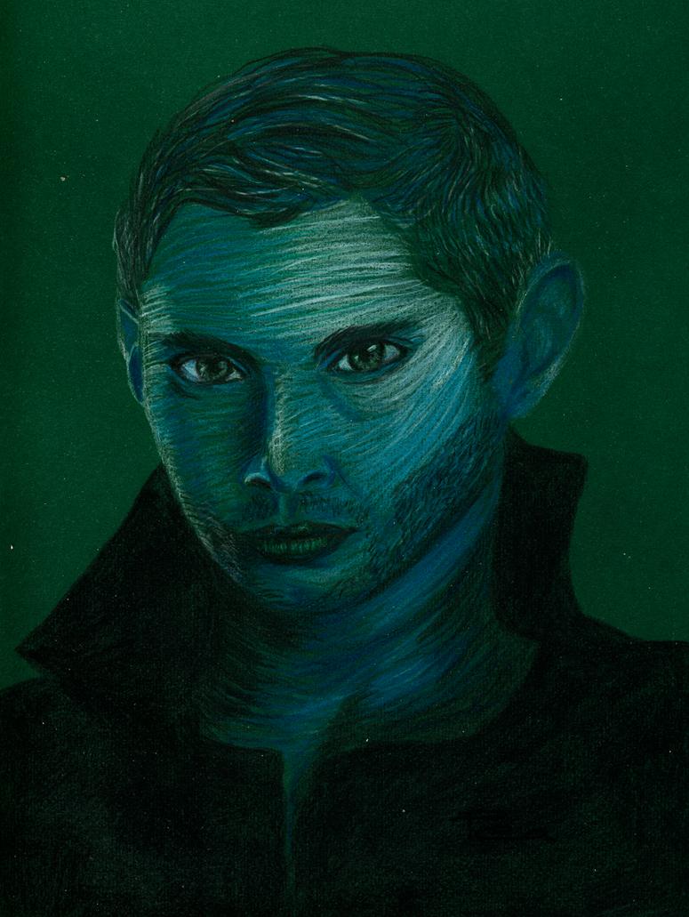 Dean Winchester by Rakkasei