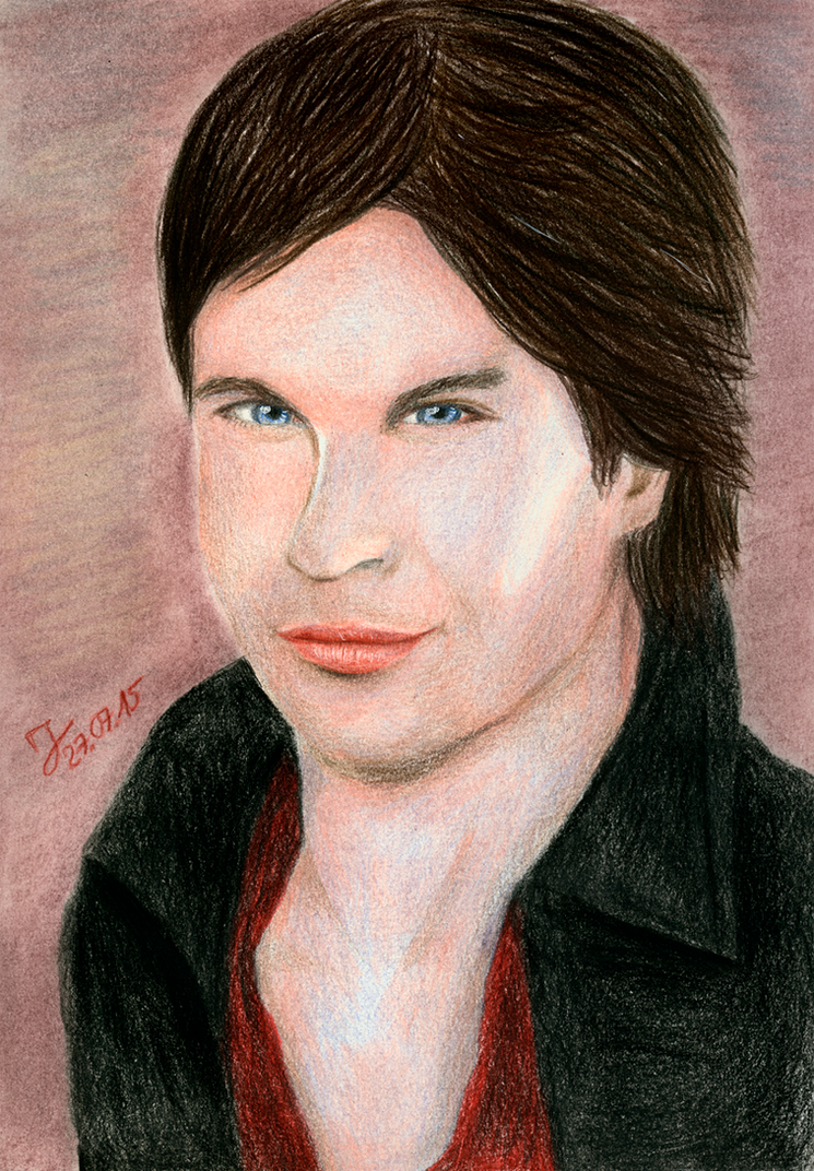 Ian Somerhalder by Rakkasei