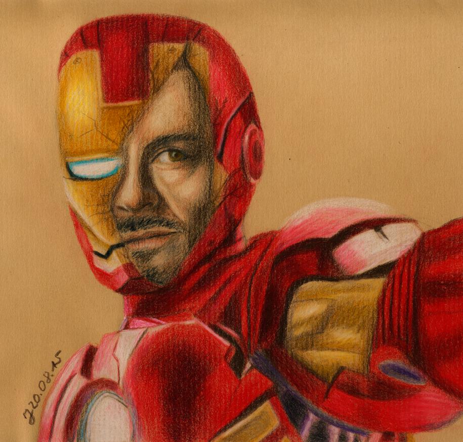 Iron Man by Rakkasei