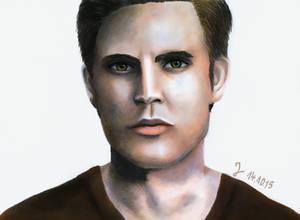 Stefan Salvatore[The vampire diaries]