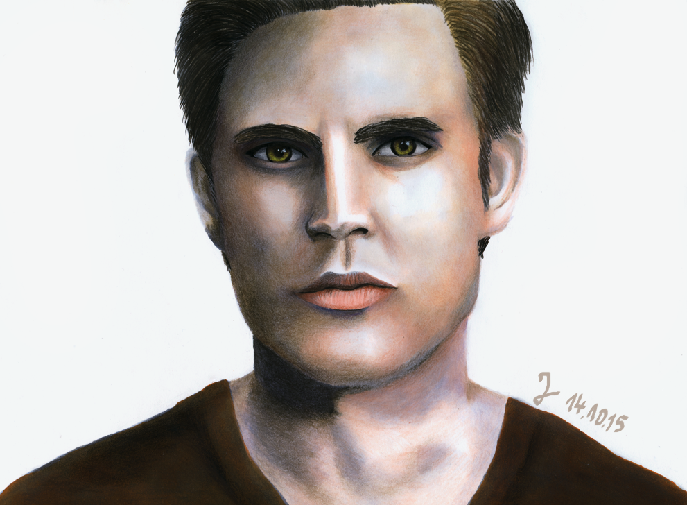 Stefan Salvatore[The vampire diaries] by Rakkasei