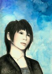 Ryo from Girugamesh