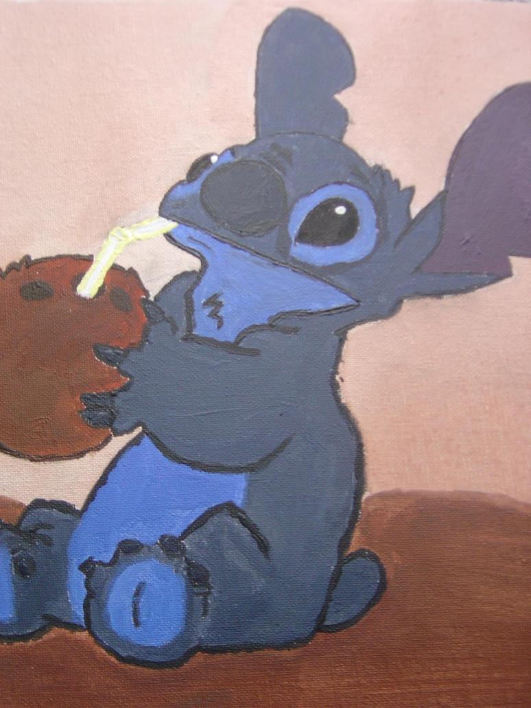 Everyone loves Stitch by DreAmsCanC0meTrue