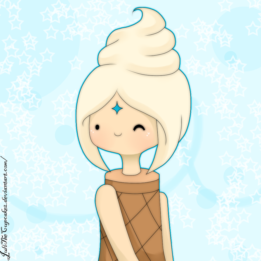 Frozen Yogurt Princess by JuliTheCupcake2