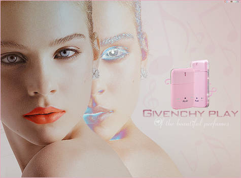 givenchy play pink by Mr-Hmod