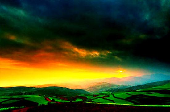Landscapes 07 by Alexkcl