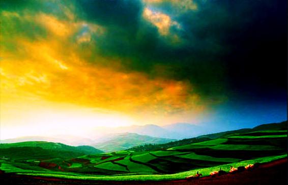 Landscapes 08 by Alexkcl