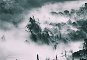 Landscapes 25 by Alexkcl