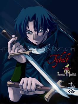 Tybalt-RomeoXJuliet fanart