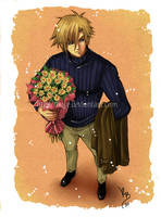 Victor for Densetsu by lince