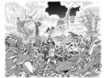 Tormenta battle