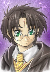 Potter of great head by lince