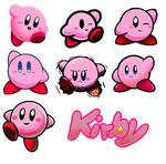 Multi-Style Kirbys