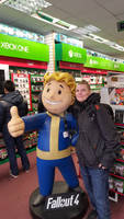 Welcome to GAME Vault Boy